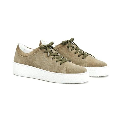 Aquatalia Grayson Waterproof Suede Sneaker