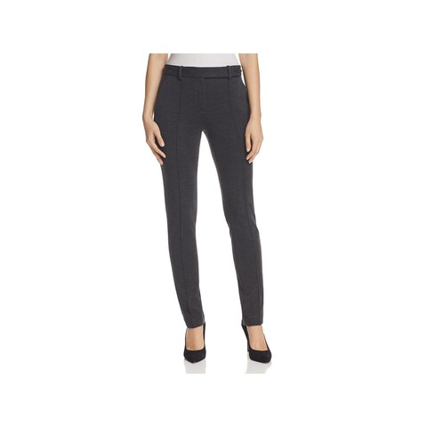 Theory Womens Dress Pants Twill Knit