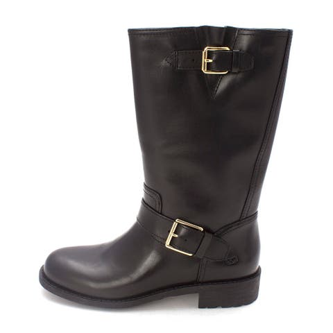 Cole Haan Womens CLH51135 Closed Toe Mid-Calf Fashion Boots - 6