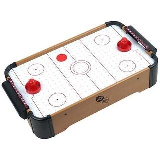 Hey Play M370059 22 in. Mini Table Top Air Hockey