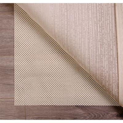 "Rug Branch Premium Non-Slip Extra-Grip Rug Pad (0.25"") - Off-White"