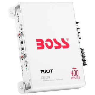 Boss Audio Mr1004 4-Channel Power Amplifier - MR1004