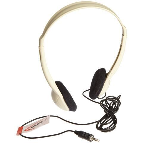 Califone Individual Storage Headphone (Pack of 30)