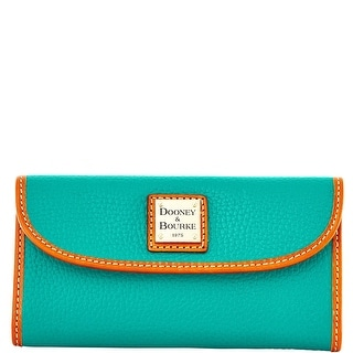 Dooney & Bourke Pebble Grain Continental Clutch (Introduced by Dooney & Bourke at $128 in Jan 2014)