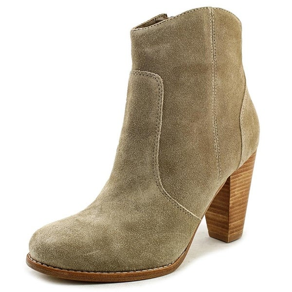 Joie Dalton Women Round Toe Suede Ankle Boot