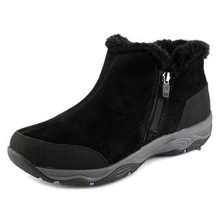 Easy Spirit Prisco Round Toe Suede Winter Boot