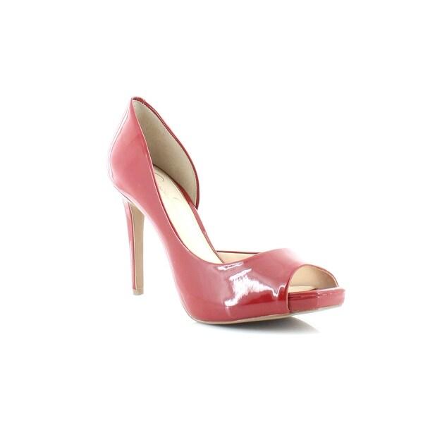 Jessica Simpson Jasella Women's Heels Lipstick