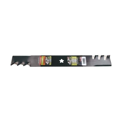 Maxpower 331713X Mulching Tractor Lawnmower Blade 42 in. - pack of 5