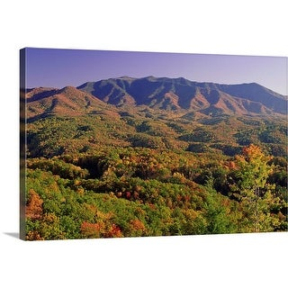 """""""Great Smoky Mountains National Park, Tennessee, USA"""" Canvas Wall Art"""
