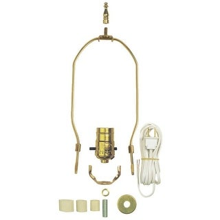 Westinghouse 7026600 Make-A-Lamp Kit