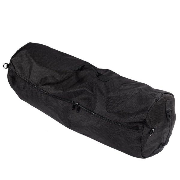 "North Star GI Duffle Bag - 25"" Diam 42"" L - Midnight Black S2542MB"
