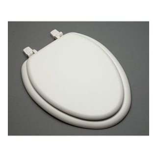 Proflo PFTSWE2000 Elongated Closed-Front Toilet Seat and Lid