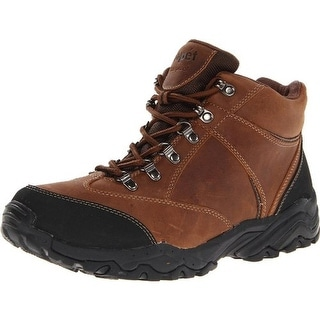 Propet Mens Navigator Hiking Boots Leather Waterproof