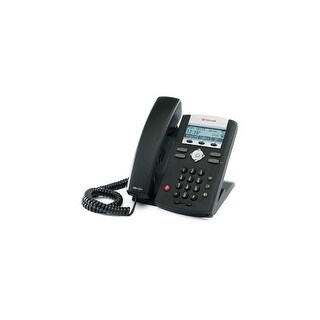 Polycom SoundPoint IP 335 (2200-12375-001) SoundPoint IP 335 2-Line IP Phone w/ AC