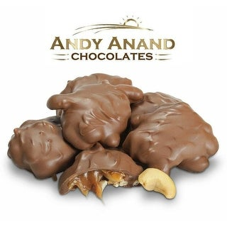 Link to Andy Anand Sugar Free Chocolate Bridge of Pecan, Cashew & Mint Gift Boxed 1lbs & Greeting Card Similar Items in Gourmet Food Baskets
