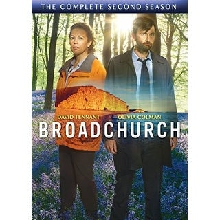 Broadchurch: The Complete 2nd Season [DVD]