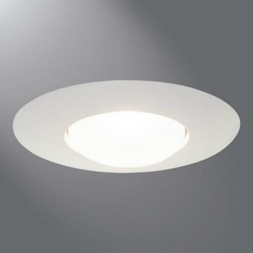 Halo 301p Open Trim Recessed Light Fixture White 3 7 8
