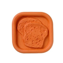 HIC 10151 Bread Saver, Terra Cotta