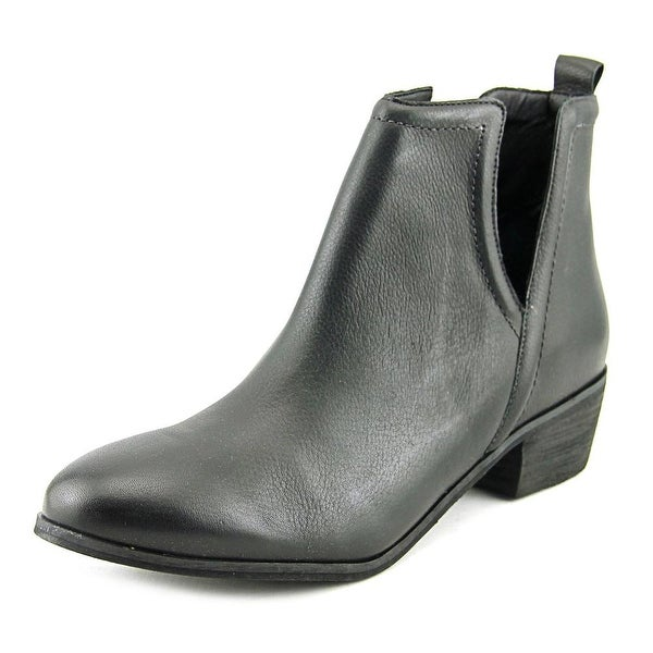 Sbicca Silvercity Women Round Toe Synthetic Black Bootie
