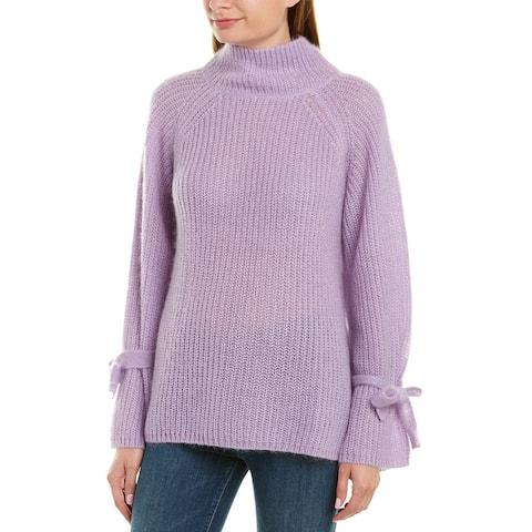Nadaam Mohair-Blend Sweater