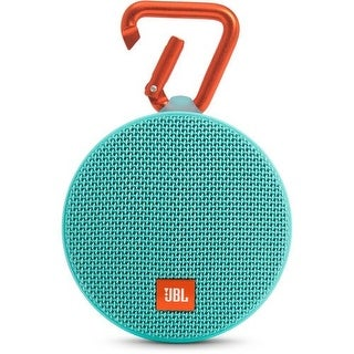 JBL Clip 2 Portable Bluetooth Speaker - Teal