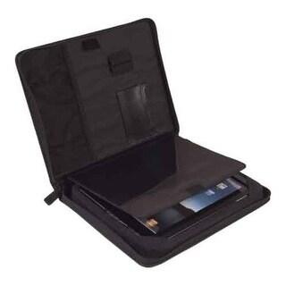 Ventev ProFOLIO Rugged Folio for Apple iPad - Sleeve Case with Stand - Black