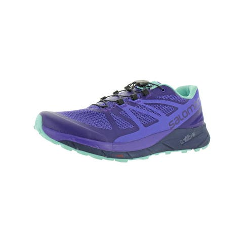 Salomon Womens Sense Ride Trail Running Shoes Lifestyle Exercise