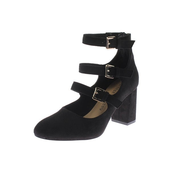 Chinese Laundry Womens Dedra Pumps Microsuede Mary Jane
