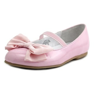 Nina Kids Danica-T Toddler Round Toe Synthetic Pink Mary Janes