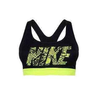 Nike Women's Pro Dri-Fit Brand Sports Bra