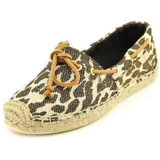 Sperry Top Sider Katama Round Toe Canvas Espadrille
