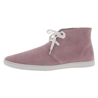 Steve Madden Mens Chester Chukka Boots Suede Lace Up