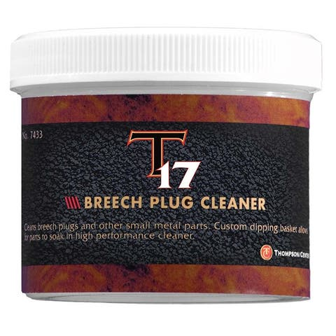 Bti 31007433 tc t17 breech plug cleaner with container