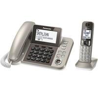 Panasonic Consumer - Kx-Tgf350n - Corded Phone W1 Cordless Hdset