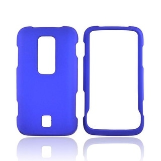 Snap-On Case for Huawei Ascend M860 (Blue)