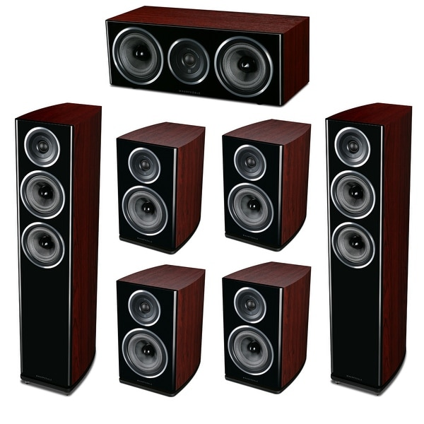 Wharfedale 7.0 Diamond 11 System Rosewood - 11.3, 11.CS, 11.2