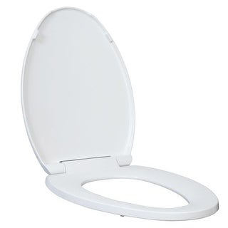 Miseno MNOS2000 Slow Close Elongated Toilet Seat and Lid