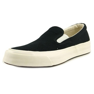 Converse Deck Star 67 Women Round Toe Canvas Black Sneakers