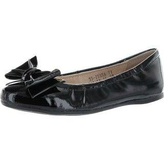 Venettini Girls Ivana Dress Flats Shoes