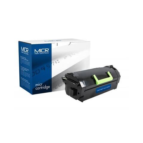 Micr print solutions genuine-new micr toner cartridge for lexmark ms817