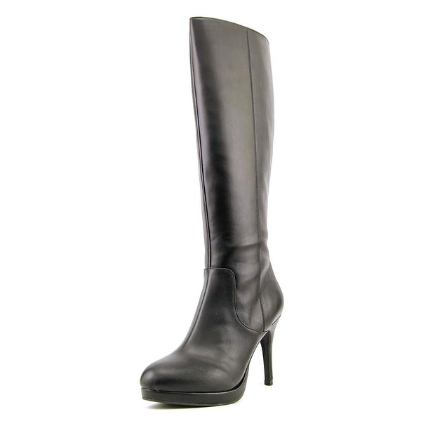 ead075b9b53f Shop Liz Claiborne Barbara Women Round Toe Synthetic Knee High Boot ...