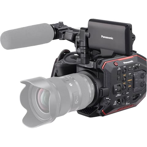 Panasonic AU-EVA1 Compact 5.7K Super 35mm Cinema Camera - Intl Model