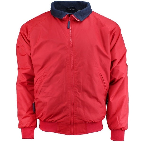 River's End Mens Bomber Jacket Outerwear
