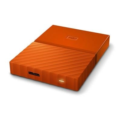 Wd Wdbyft0030bor-Wesn 3Tb My Passport Portable External Hard Drive
