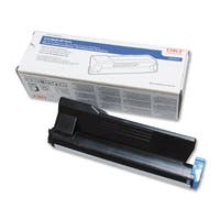 OKI Toner Cartridge - Black Toner Cartridge
