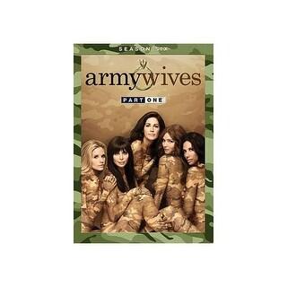 ARMY WIVES-6TH SEASON PART 1 (DVD/3 DISC/WS/ENG-FR-SP SUB)