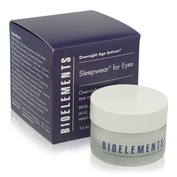 Bioelements Sleepwear for Eyes 0.5 Oz