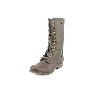 Madden Girl Women Gamblez Dress Boots