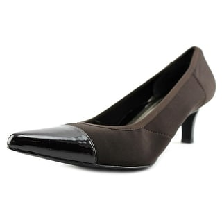 Ros Hommerson Keisha SS Pointed Toe Patent Leather Heels
