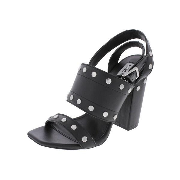 Steve Madden Womens Jansen Dress Sandals Open Toe Slingback